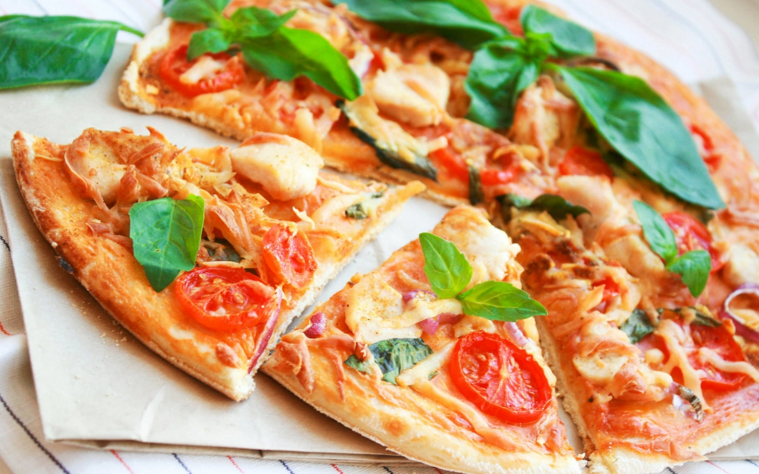 Pizza toppings - foto 1238