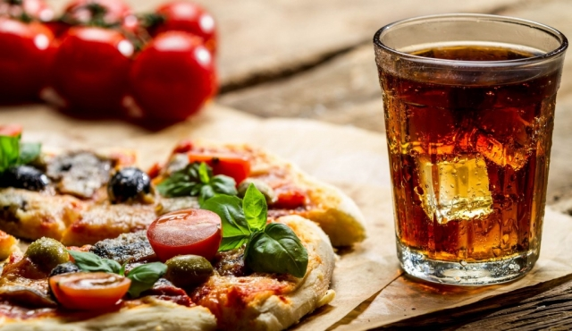 Drinks for pizza for adults and children - foto 1251