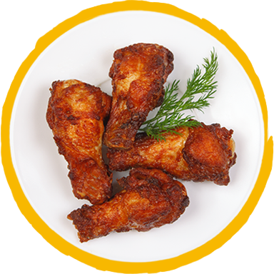 Chicken wings spicy - foto 1557