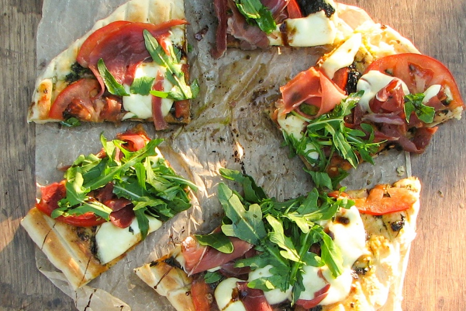 Picnic: how to cook pizza at the stake - foto 1578