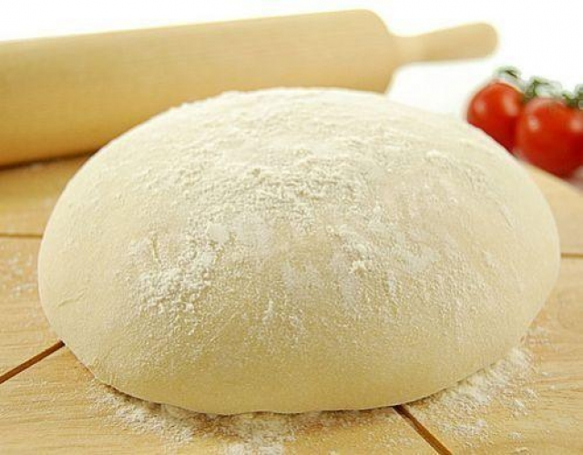 Yeast Pizza Dough - foto 1604