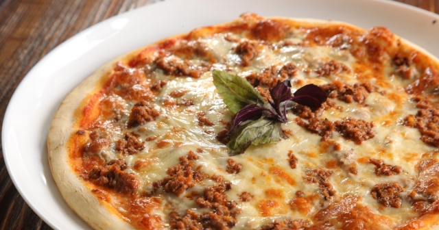 Pizza recipe with minced meat - foto 1623