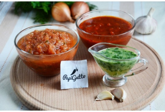 3 recipes of the best pizza sauces - foto 1707