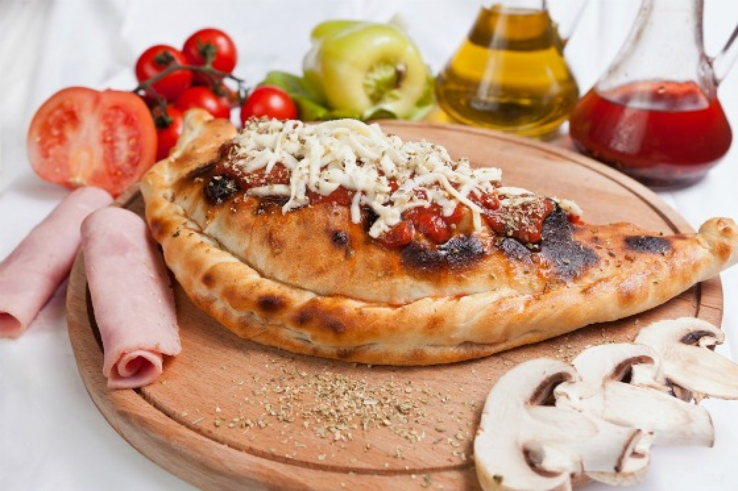 How to cook Calzone at home - foto 1736