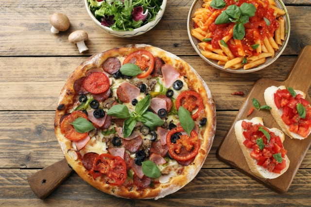 TOP quick pizza recipes - foto 1873