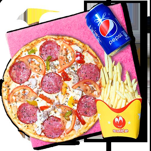 Заказываем ланчи и пиццу с доставкой