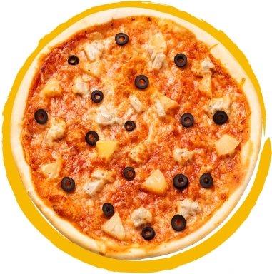 Smile pizza kharkov